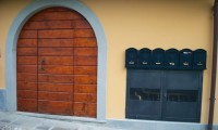 Entrata Casa Cadè