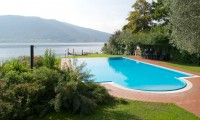 bed breakfast piscina panoramica lago iseo