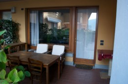 appartamento vacanze lago iseo veranda abitabile
