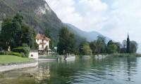 casa vacanza accesso diretto lago iseo