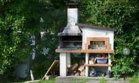 casa vacanza barbecue lago iseo