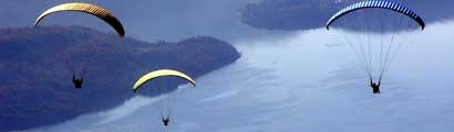Paragliding Iseo